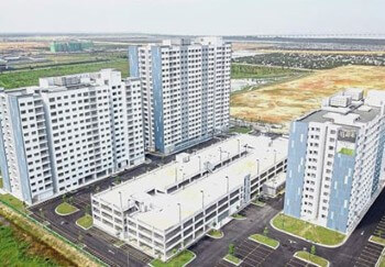 Suria 1, Hijau E-Komunity - Affordable Housing Scheme C3 (Type A)